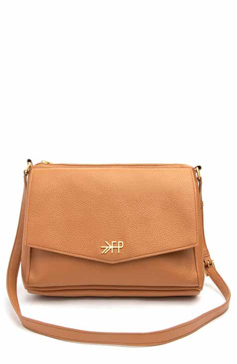 f10217d0f5 Freshly Picked Classic Faux Leather Crossbody Diaper Bag