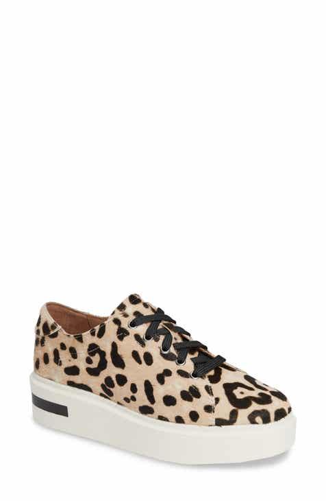 cfb54c20721 Linea Paolo Karri II Genuine Calf Hair Sneaker (Women)