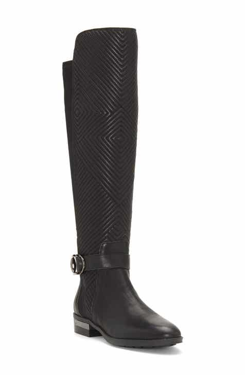 403bc285e697 Vince Camuto Pordalia Over-the-Knee Boot (Women) (Regular   Wide Calf)