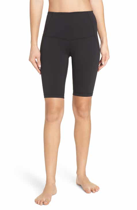 56deba91c1 Zella Hatha High Waist Bike Shorts