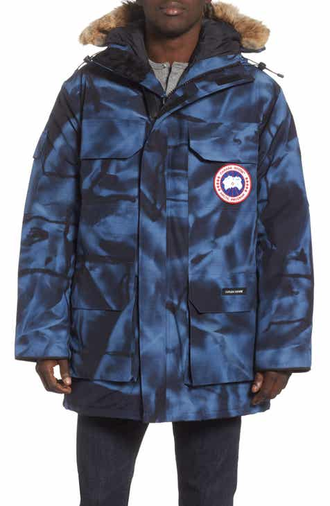 6fbd76817140 Canada Goose PBI Expedition Regular Fit Down Parka with Genuine Coyote Fur  Trim
