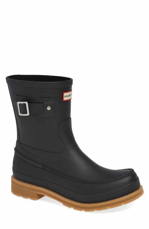 52398deaaca23 Hunter Waterproof Lightweight Short Boot (Men)