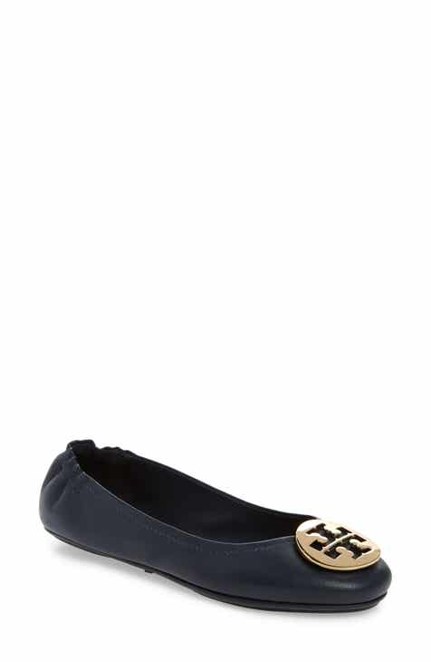 f95aa6690e8 Tory Burch  Minnie  Travel Ballet Flat (Women)