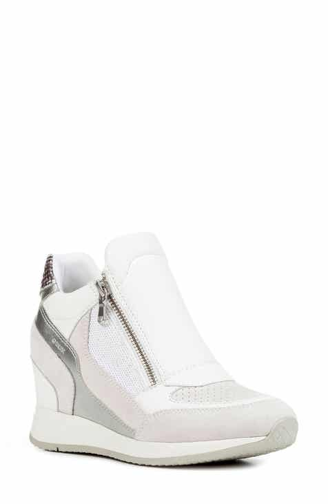 296324f3e8 Geox Nydame Wedge Sneaker (Women)