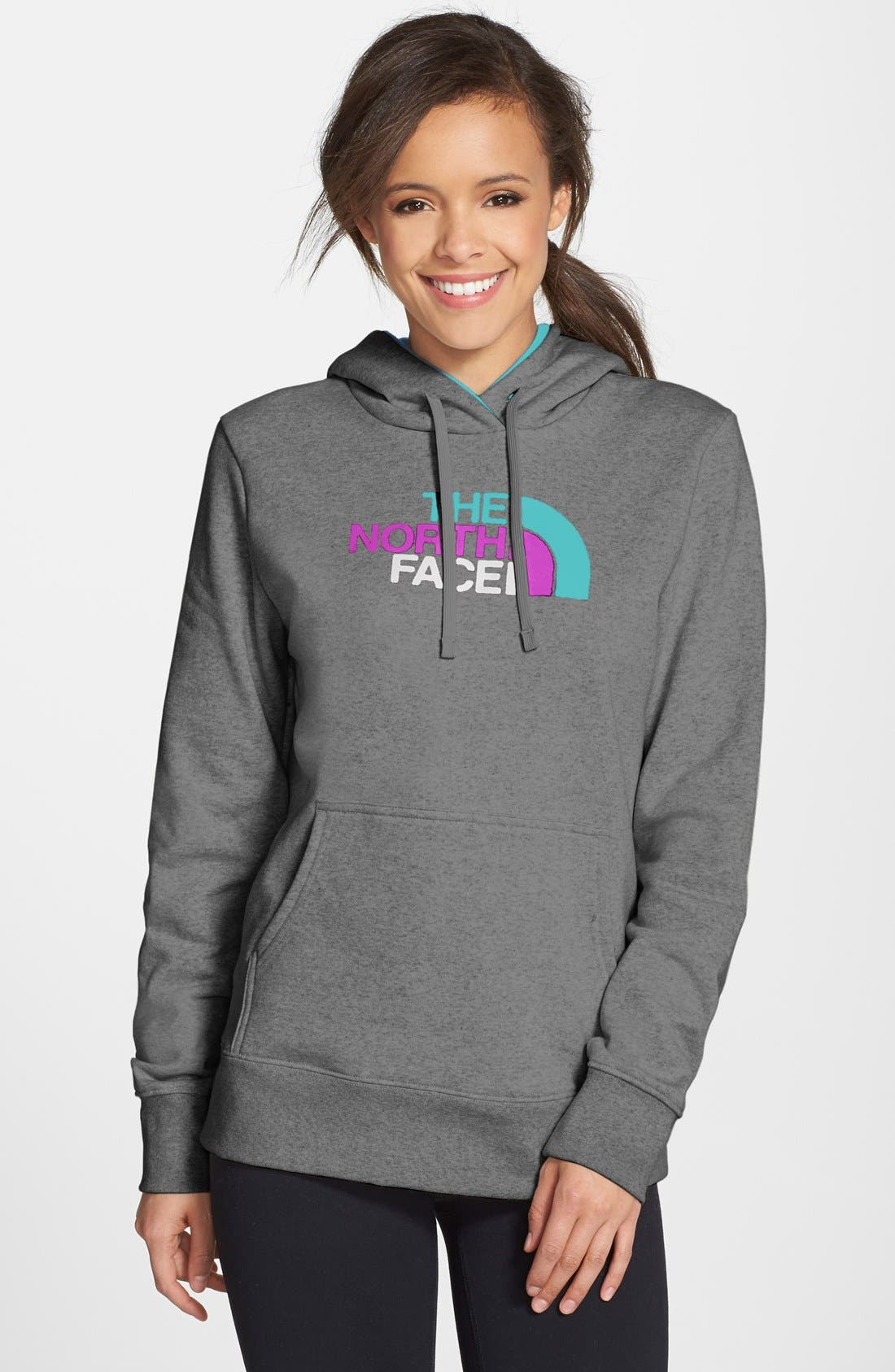 Alternate Image 1 Selected - The North Face 'Half Dome' Hoodie