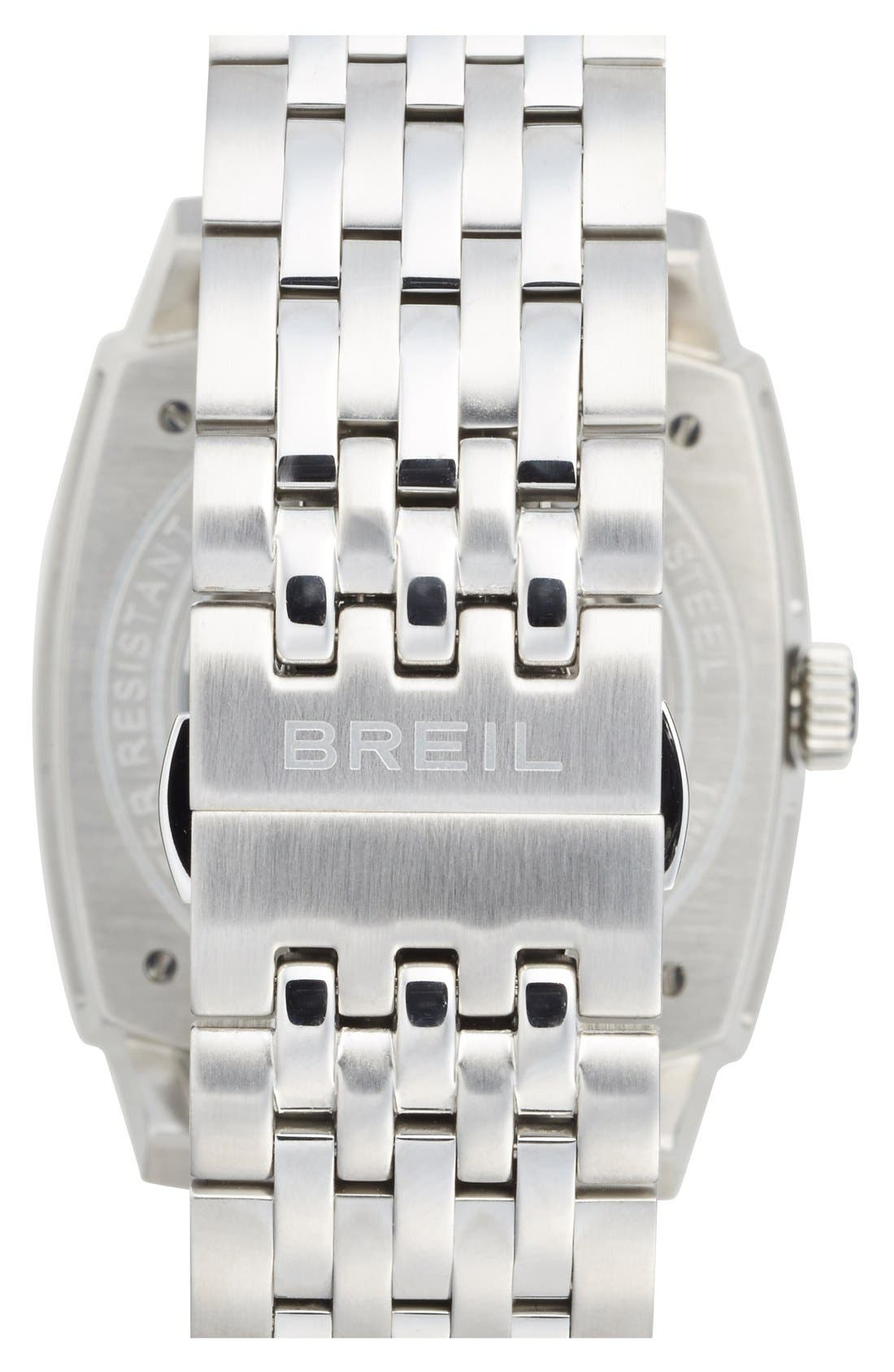 Alternate Image 2  - Breil 'Orchestra' Square Automatic Watch