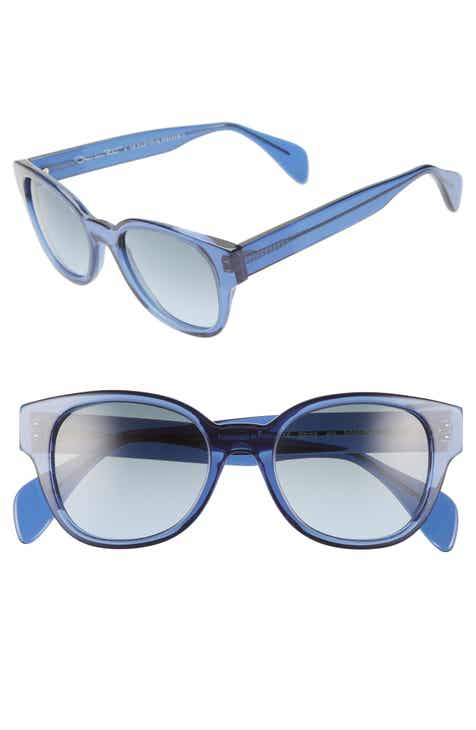 bf6b31c84e ODLR x Morgenthal Frederics Sabrina 50mm Cat Eye Sunglasses