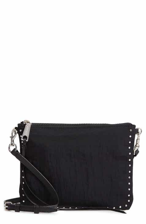 df0f1deaec8a Rebecca Minkoff Jon Studded Nylon Crossbody Bag