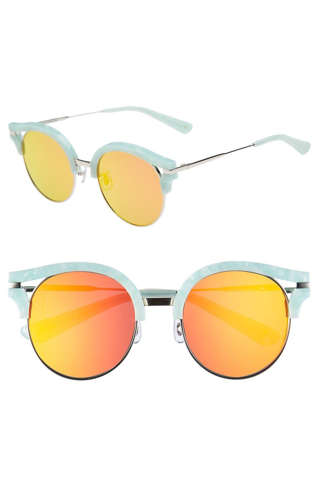Alternate Image 1 Selected - Gentle Monster 50mm Retro Sunglasses