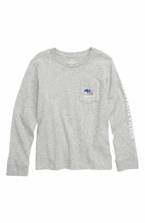 403ef3ad427da3 vineyard vines Pro Hockey Pocket T-Shirt (Toddler Boys   Little Boys)