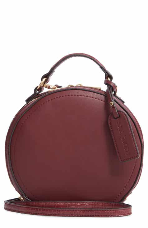 Sole Society Jayma Circle Crossbody Bag
