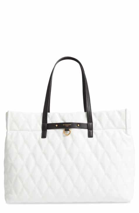 Givenchy Quilted East West Faux Leather Shopper 437c3746c73f2