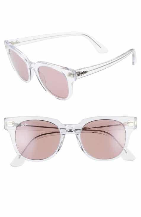 e9b2c9b07f Ray-Ban Meteor 50mm Wayfarer Photochromic Sunglasses