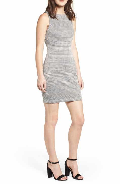 Love, Nickie Lew Glen Plaid Sheath Dress
