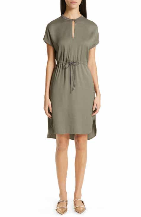 Fabiana Filippi Short Sleeve Dress by FABIANA FILIPPI
