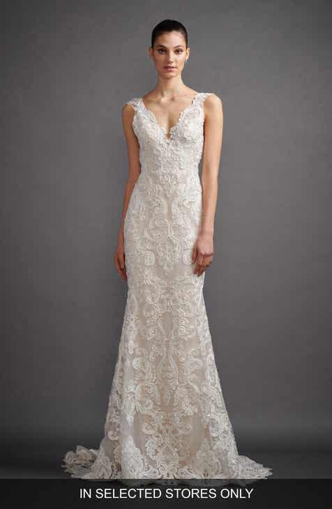 Silk Wedding Dresses Bridal Gowns Nordstrom