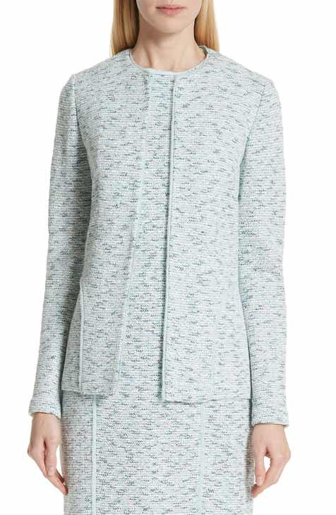 St. John Collection Alessandra Knit Jacket by ST. JOHN COLLECTION