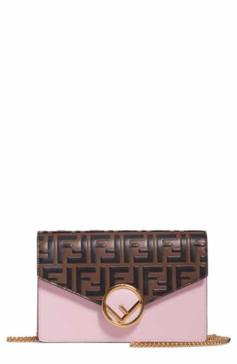 22d89e2503 Women s Fendi Designer Wallets   Accessories
