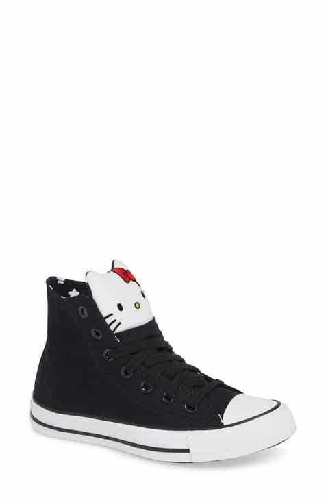 ee58c52205c73 Converse x Hello Kitty® Chuck Taylor® All Star® High Top Sneaker (Women)