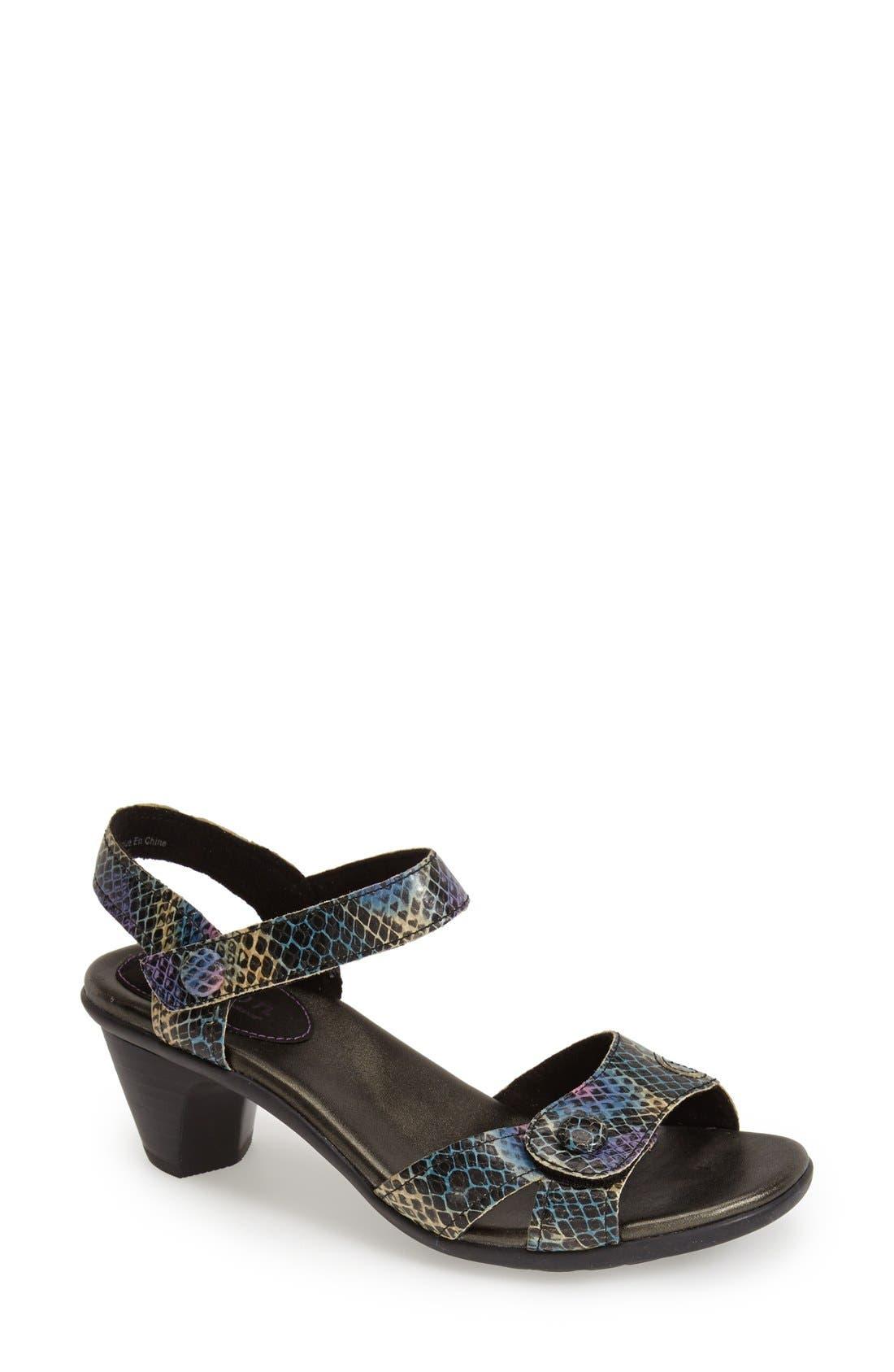Alternate Image 1 Selected - Aravon 'Mila' Sandal