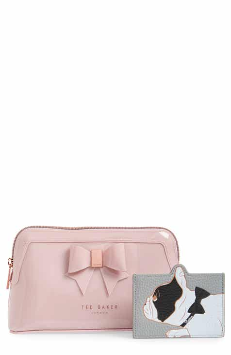 Ted Baker London Celest Cosmetics Case Cardholder Set