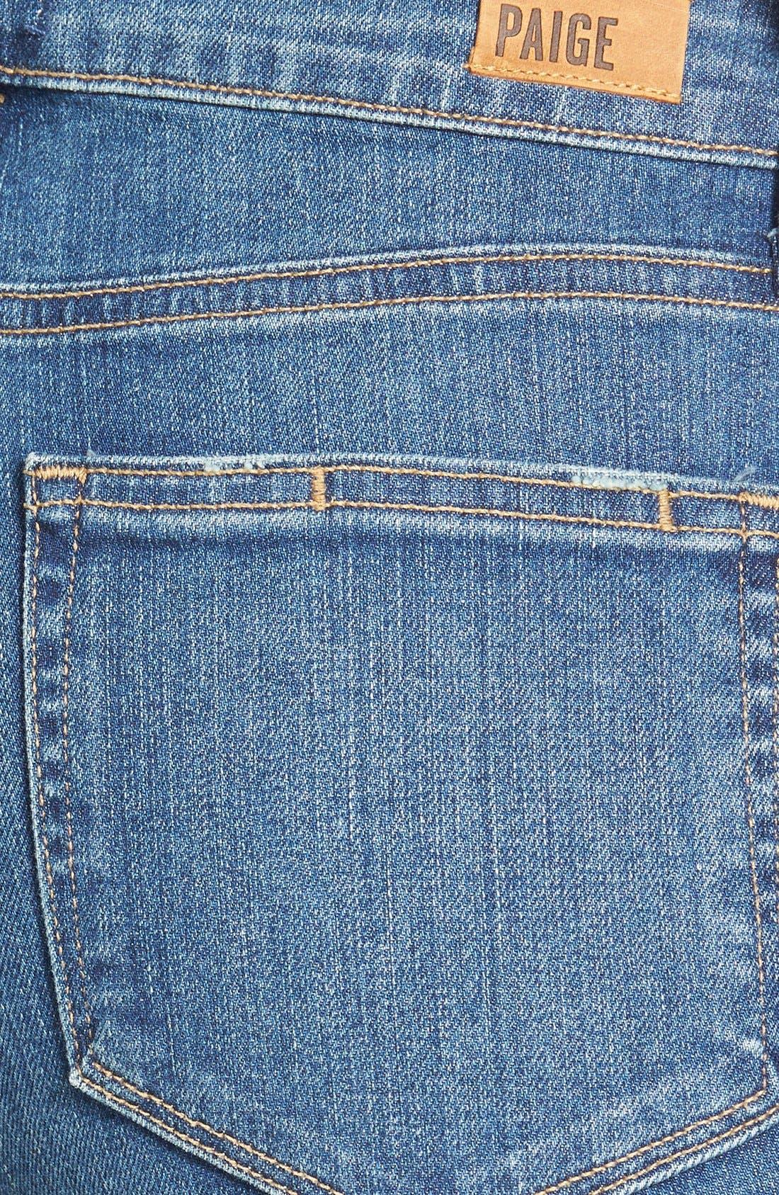 Alternate Image 3  - Paige Denim 'Margo' High Rise Ultra Skinny Jeans (Mira)