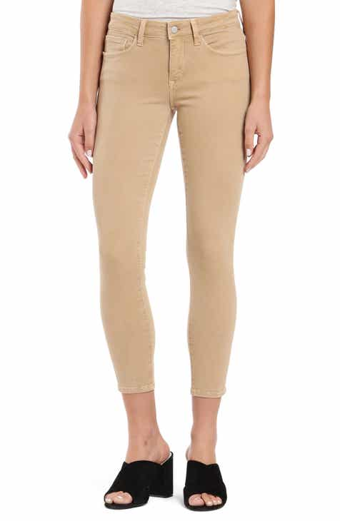 Mavi Alexa Ankle Jeans (Irish Cream Twill) by MAVI