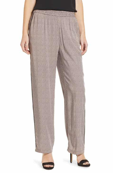 Theory Silk Jogger Pants by THEORY