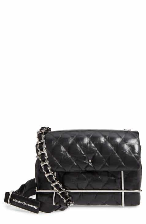 96c3530be3 Alexander Wang Halo Quilted Leather Shoulder Bag