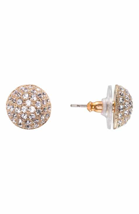 swarovski crystal earrings | Nordstrom