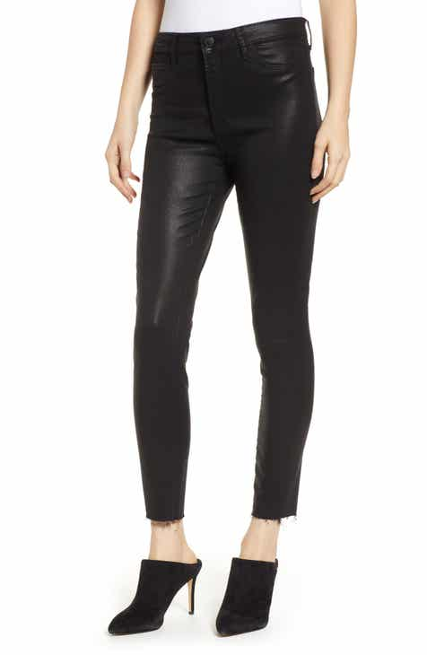 Articles of Society Heather Coated High Waist Skinny Jeans (Topeka) 6d9d1e8446