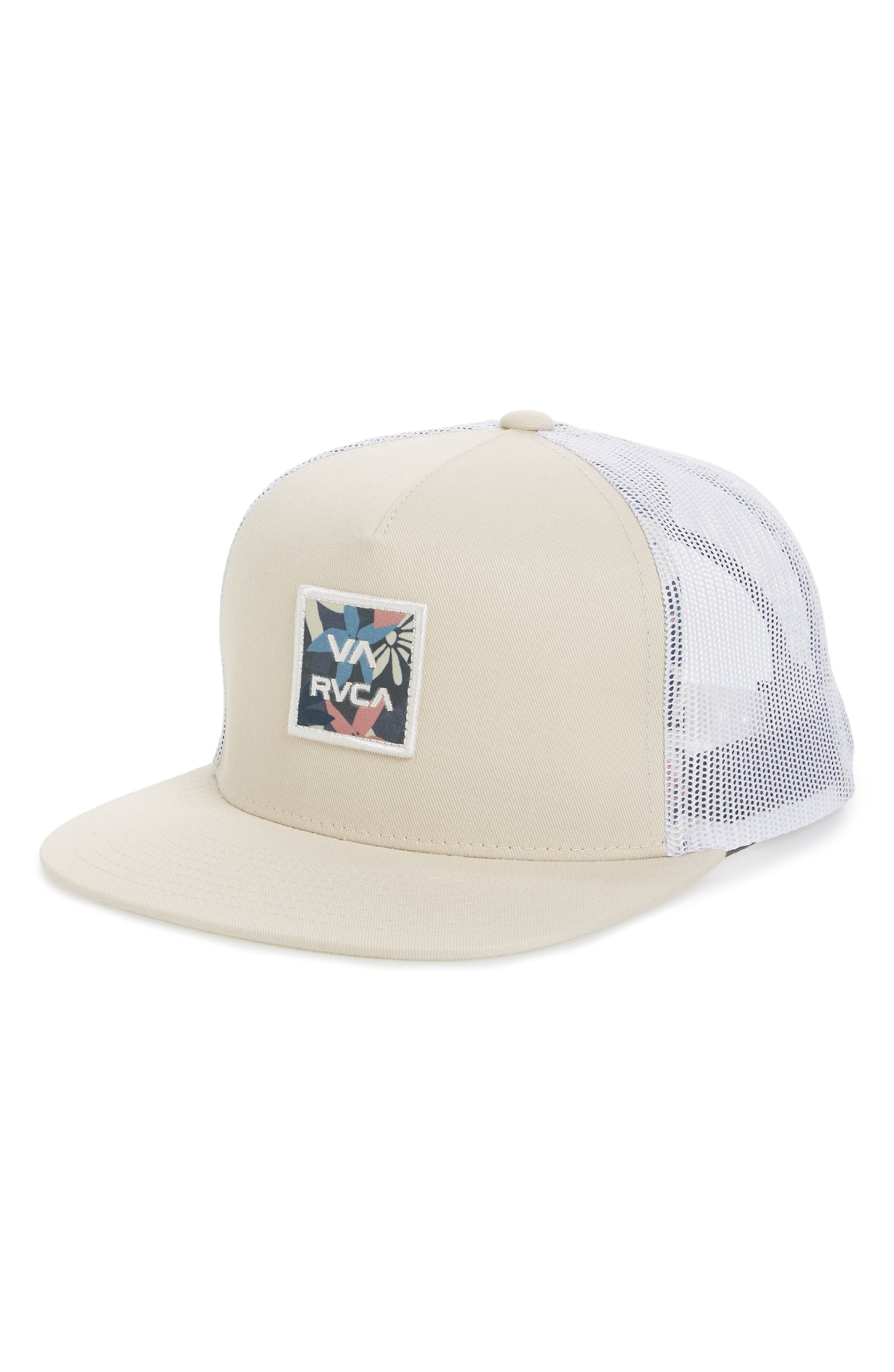 a33aba06afb30 ... netherlands rvca va all the way trucker hat 579ab d6206