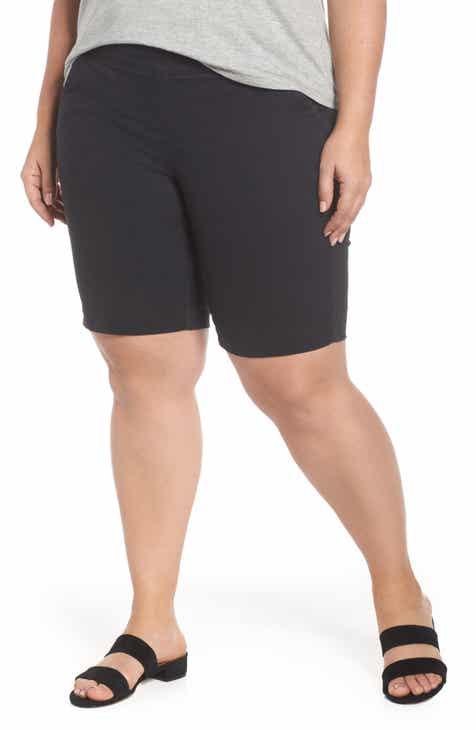 cf92c94ffc6 Jag Jeans Gracie Bermuda Shorts (Plus Size)