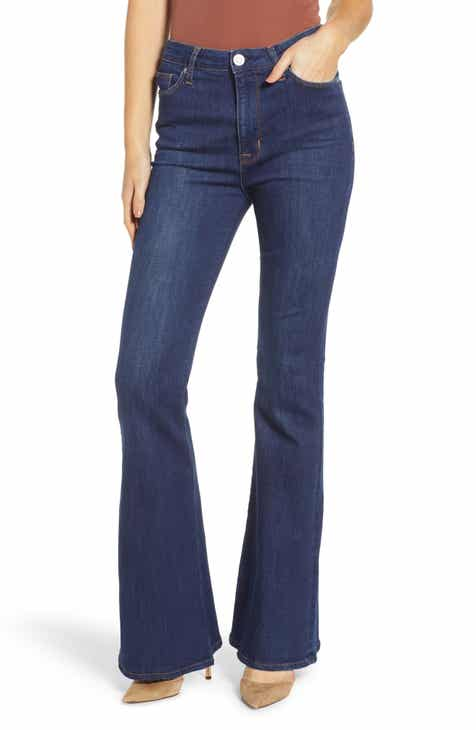 Hudson Jeans Holly High Waist Flare Jeans (Gaines) 353d90ae21
