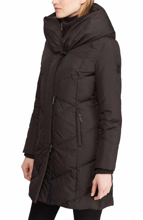 Lauren Ralph Lauren Pillow Hood Quilted Coat f1d57adcab57