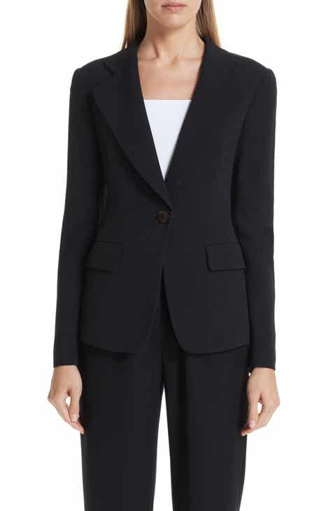 Emporio Armani One-Button Blazer by EMPORIO ARMANI
