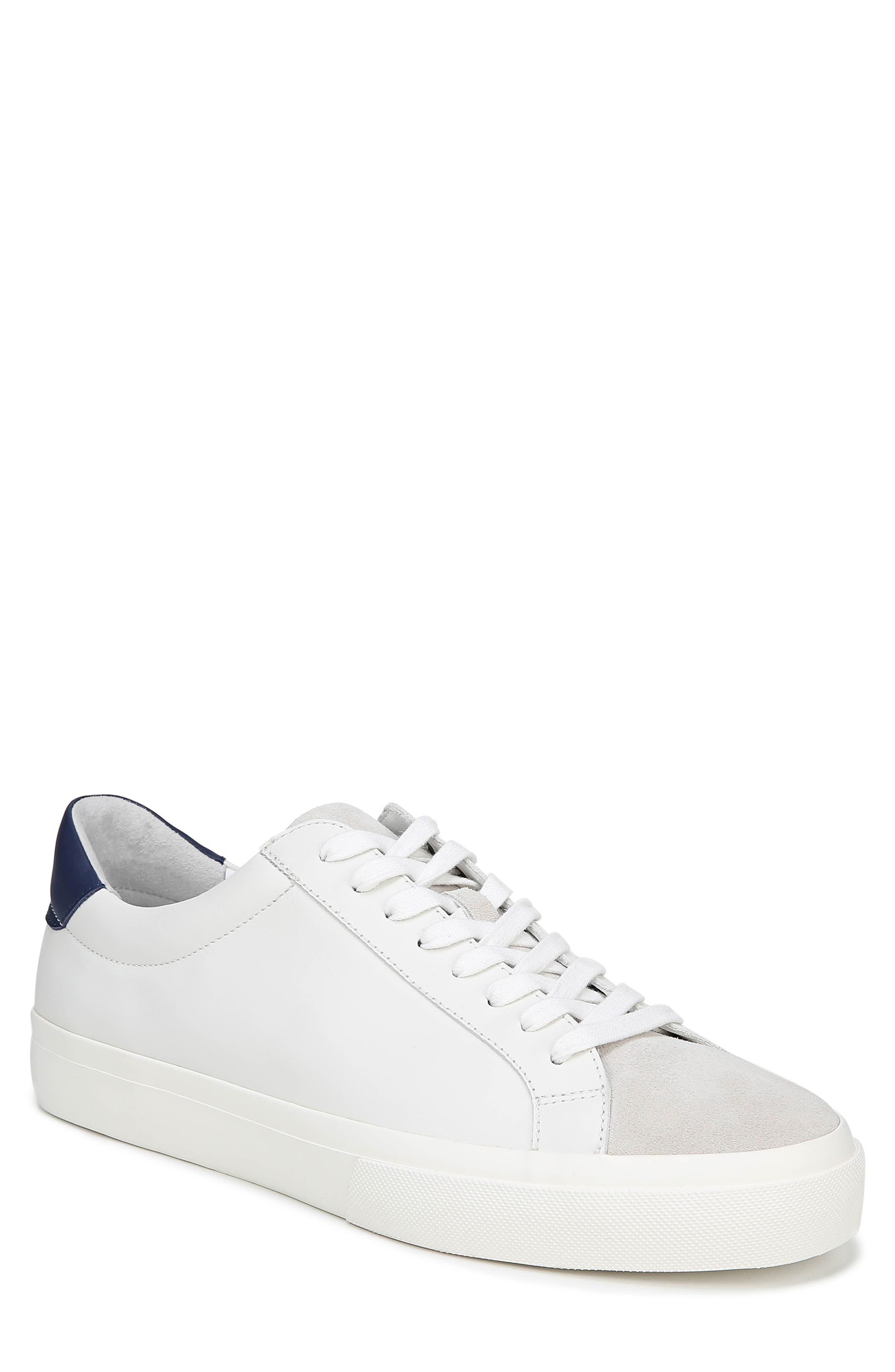 Men's Vince All-White Sneakers   Nordstrom