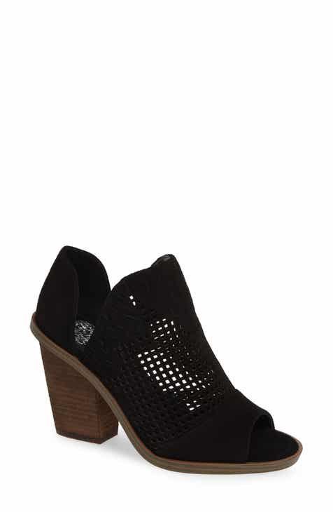 992963f5b70f Vince Camuto Fritzey Perforated Peep Toe Bootie (Women)