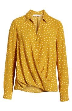 Yellow Blouses For Women Nordstrom