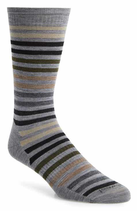 4f6480d2626f0 Smartwool 'Spruce Street' Stripe Merino Wool Blend Socks