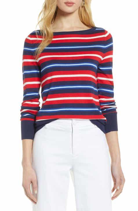 3a5ac1c4120 Halogen® Bateau Neck Sweater (Regular