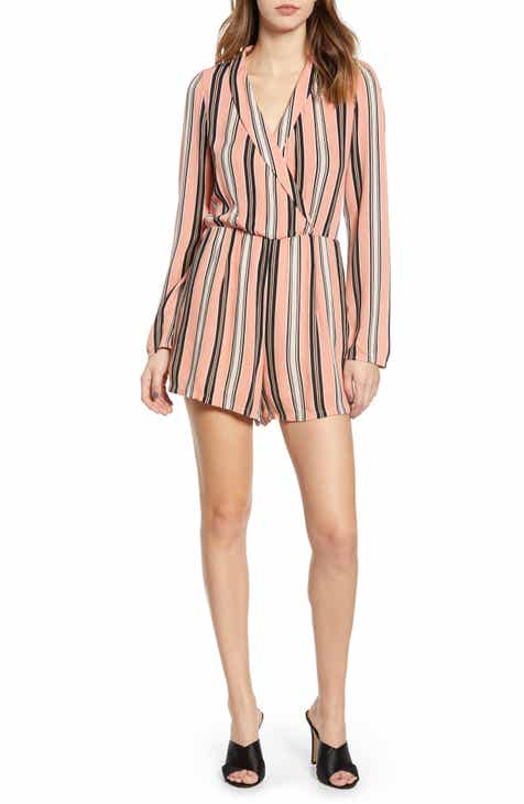 Whistles Lara Zigzag Button Jumpsuit by WHISTLES