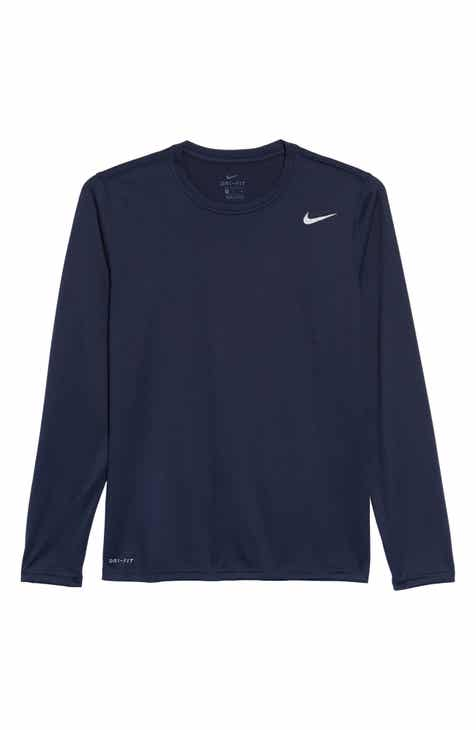 6625b3606195 Nike  Legend 2.0  Long Sleeve Dri-FIT Training T-Shirt (Regular Retail  Price   30)