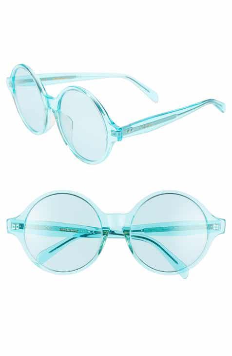 58f500f5dc2 CELINE 58mm Round Sunglasses