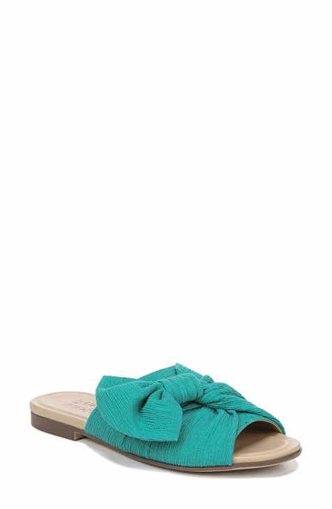 98bc358db4b Naturalizer Tea Slide Sandal (Women)