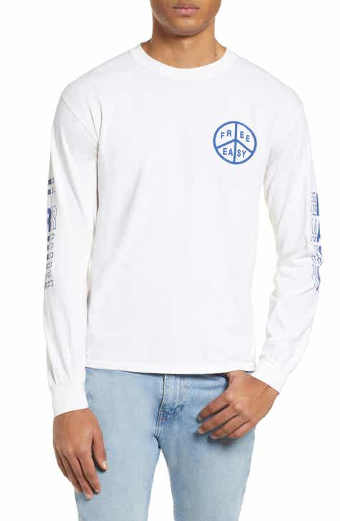 db62bae5d8b5 Free & Easy Peace Long Sleeve T-Shirt