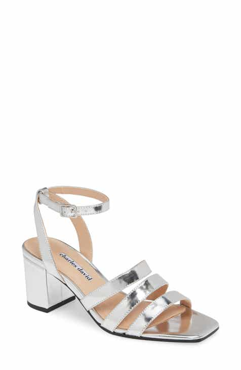 feb8cf058b0 Charles David Crispin Ankle Strap Sandal (Women)