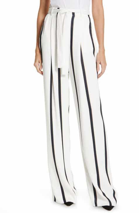 NYDJ Marilyn Straight Leg Stretch Velvet Pants (Plus Size) by NYDJ