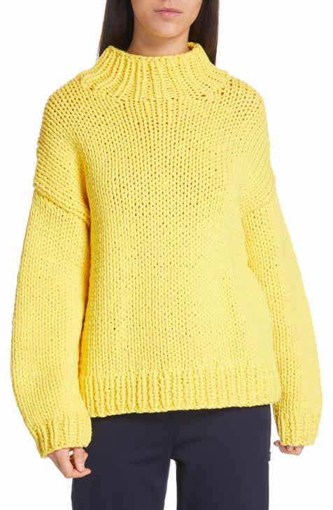 Tory Sport Chunky Hand Knit Sweater by TORY SPORT