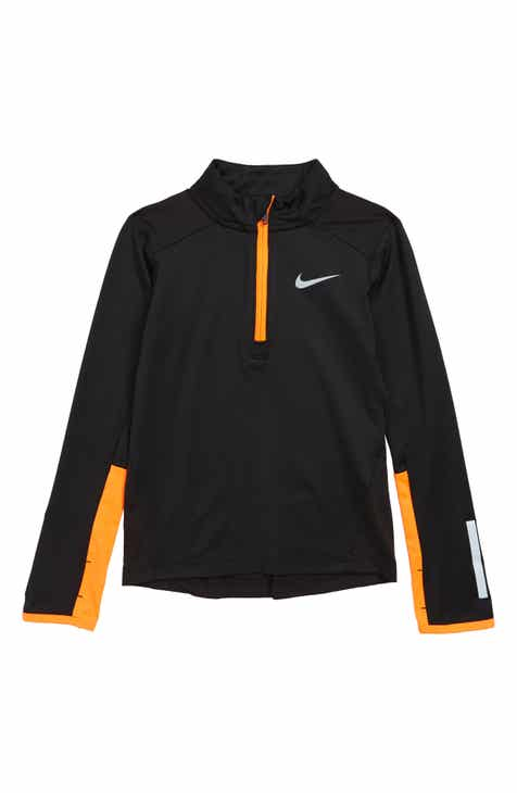 cb0d67a573be Nike Dry Element Half Zip Pullover (Toddler Boys   Little Boys)